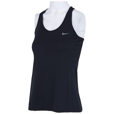 Camiseta Regata Nike Dri-Fit Contour - Feminina