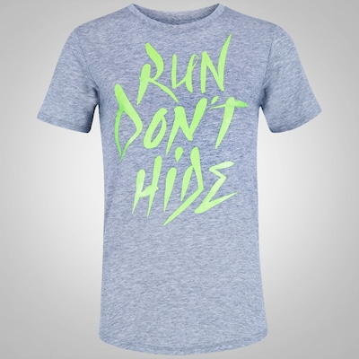Camiseta Nike Run Dont Hide - Feminina