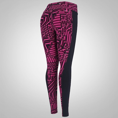 Calça Legging Nike Printed Epic Lux - Feminina