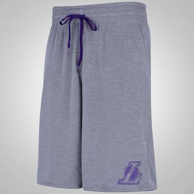 Bermuda adidas Reversível NBA Los Angeles Lakers - Masculina