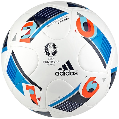 Bola de Futebol de Campo adidas Euro16 Top Glider