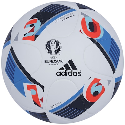 Bola de Futebol de Campo adidas Euro16 Top R