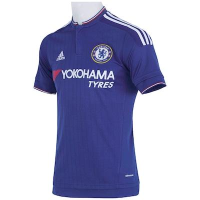 Camisa Chelsea I 15/16 adidas - Masculina