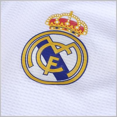 Camisa Real Madrid I 15/16 s/nº adidas - Masculina