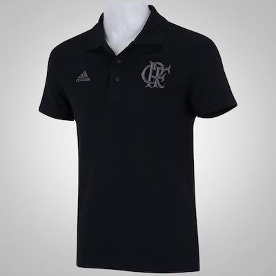 Camisa Polo do Flamengo 3S Premium adidas 2015