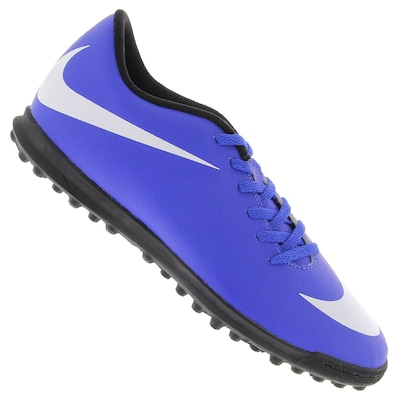 Chuteira Society Nike Bravata TF