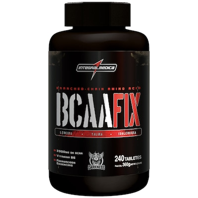 BCAA Integralmédica BCAA Fix - 240 Tabletes
