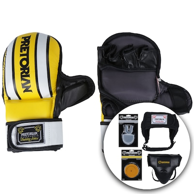 Kit de Boxe Pretorian MMA - Adulto