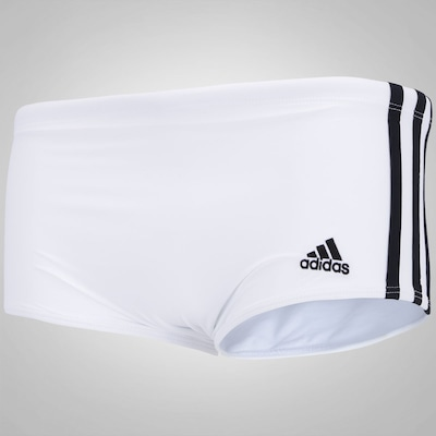 Sunga adidas Lateral Larga 3S - Adulto