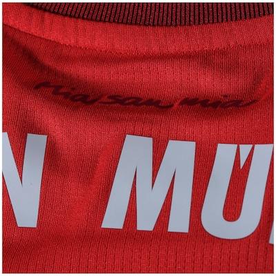 Camisa Bayern de Munique I 15/16 s/nº adidas - Infantil