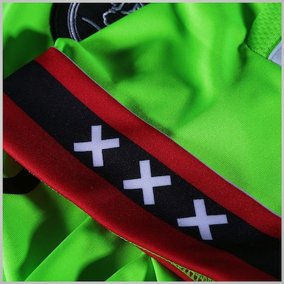 Camisa Ajax I 15/16 adidas - Masculina