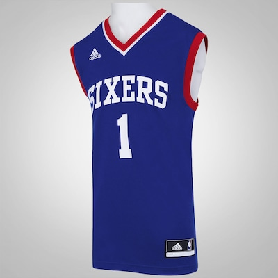 Camiseta Regata adidas NBA Philadelphia Sixers - Masculina