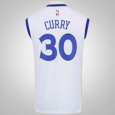 Camiseta Regata adidas NBA Golden State Warriors - Masculina