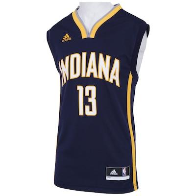 Camiseta Regata adidas NBA Indiana Pacers - Masculina
