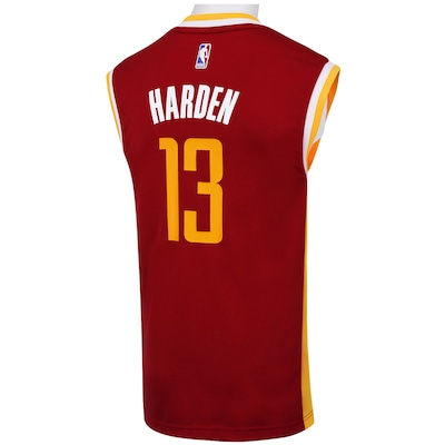 Camiseta Regata adidas NBA Houston Rockets - Masculina