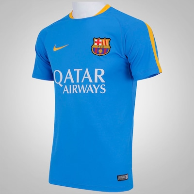 Camisa de Treino Barcelona 15/16 Nike - Masculina