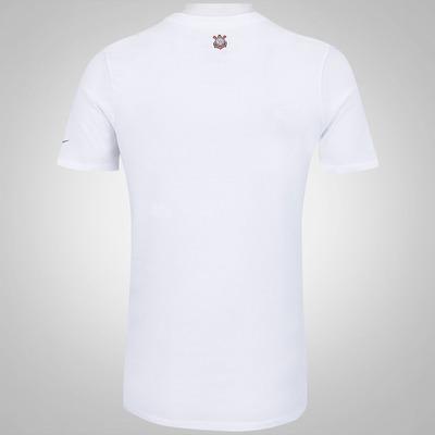 Camiseta do Corinthians Core 2015 Nike - Masculina