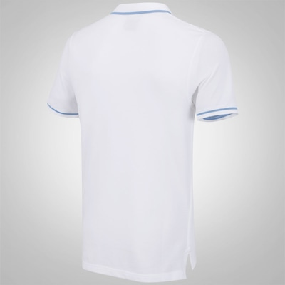 Camisa Polo Manchester City Authentic 2015 - Masculina