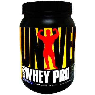 Whey Protein Universal Ultra Whey Pro - Baunilha - 455g