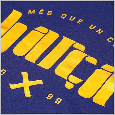 Camiseta Barcelona Core 15 Nike - Masculina