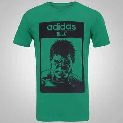 Camiseta adidas Hulk - Masculina