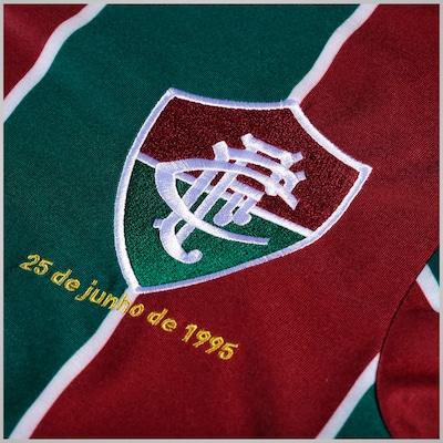 Camisa Retrô do Fluminense Ame o Rio nº 7 adidas