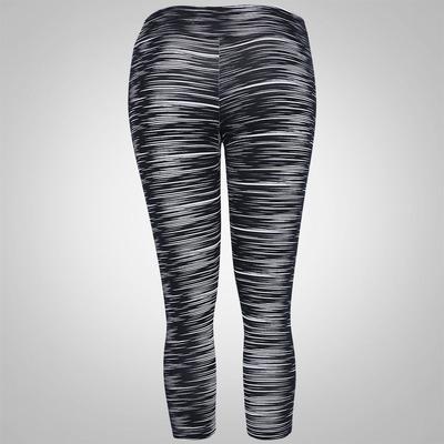 Calça Corsário Estampada adidas Grafica Workout - Feminina