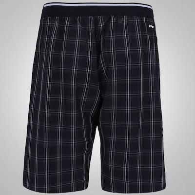 Bermuda adidas Xadrez - Masculina