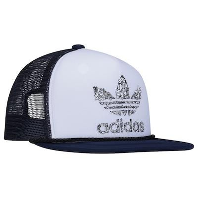 Boné Aba Reta adidas Originals H Trucker - Snapback- Adulto