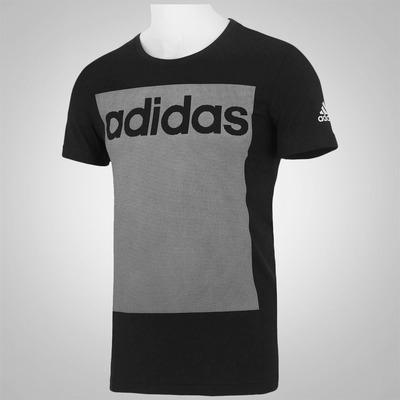 Camiseta adidas Lin 3S- Masculina