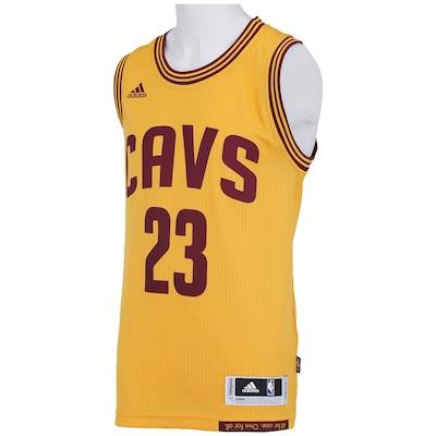Camiseta Regata adidas NBA Swingman Cavaliers 23 - Masculina