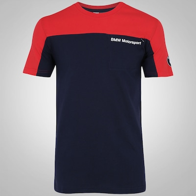 Camiseta Puma BMW Motorsport - Masculina