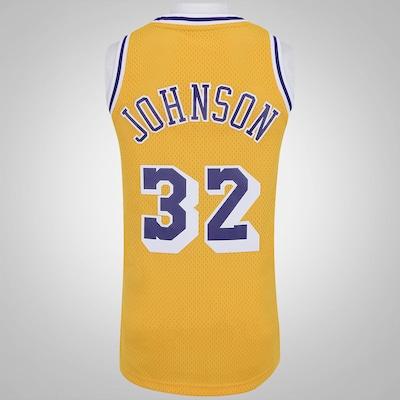 Camiseta Regata adidas NBA Retired Los Angeles Lakers 32 - Masculina