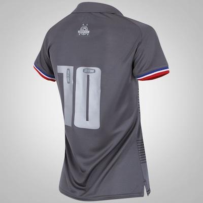 Camisa do Bahia III 2015 n°10 Penalty - Feminina