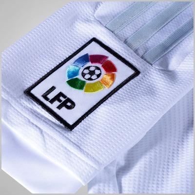 Camisa do Real Madrid I 15/16 s/nº adidas - Infantil