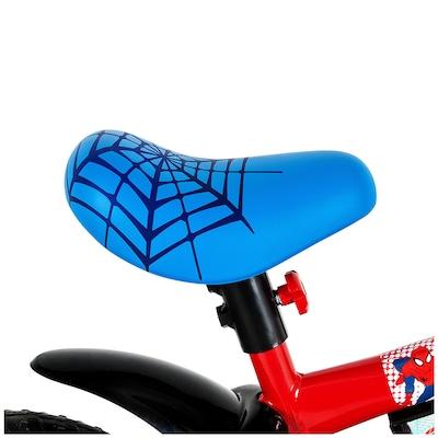 Bicicleta Caloi Spider Man - Aro 12 - Freio Tambor - 1 Marcha - Infantil