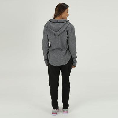 Agasalho com Capuz Oxer Soft Basic - Feminino