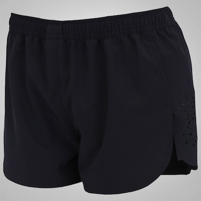 Shorts Oxer Perforated - Feminino