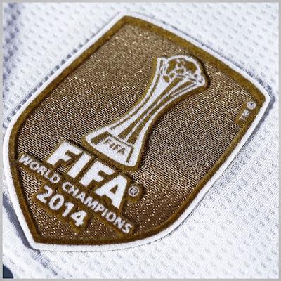 Camisa do Real Madrid I 15/16 s/n° adidas