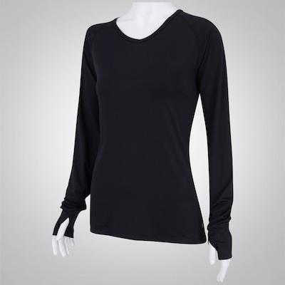 Camiseta Manga Longa Oxer Maciana - Feminina