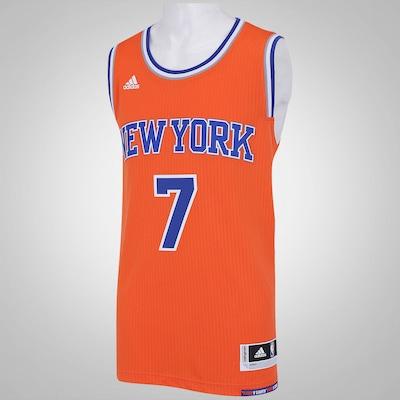 Camiseta Regata adidas NBA Swingman New York Knicks 3 - Masculina