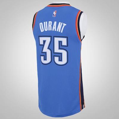 Camiseta Regata adidas NBA Swingman Thunder 1 - Masculina