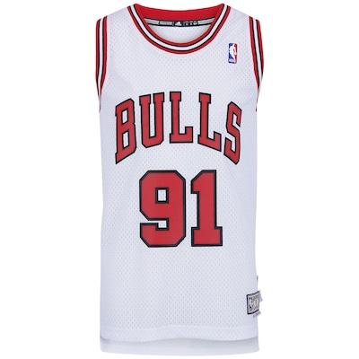Camiseta Regata adidas NBA Retired Chicago Bulls 1- Masculina