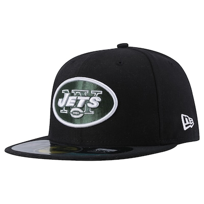 Boné Aba Reta New Era New York Jets - Fechado - Adulto