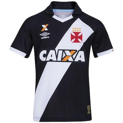 Camisa do Vasco I 2015 nº 10 Umbro - Infantil