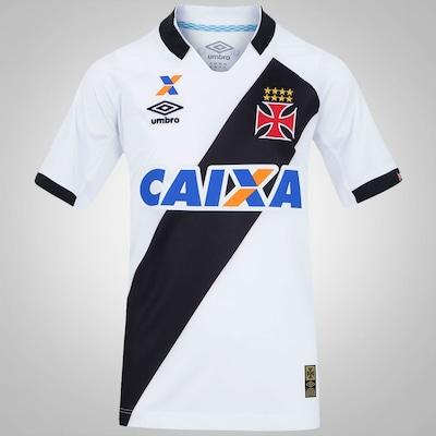 Camisa do Vasco II 2015 nº10 Umbro - Infantil
