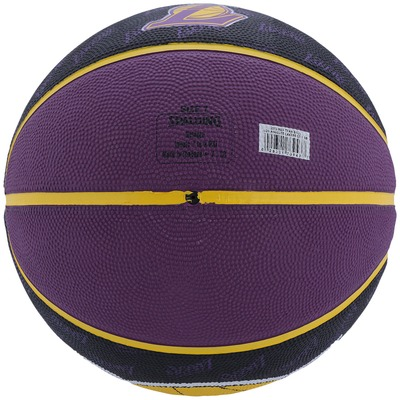 Bola de Basquete Spalding Los Angeles Lakers Oficial