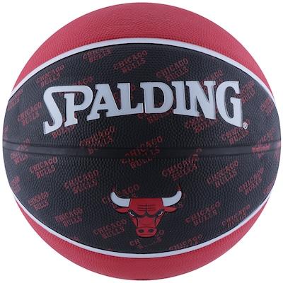 Bola de Basquete Spalding NBA Chicago Bulls