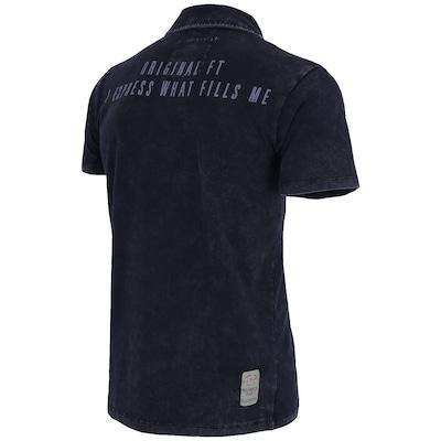 Camisa Polo Fatal Lisa Bolso - Masculina