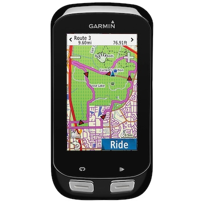 GPS para Bike Garmin Edge1000 Bundle